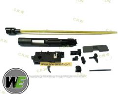 Open Bolt System Conversion Kit for M4  by WE